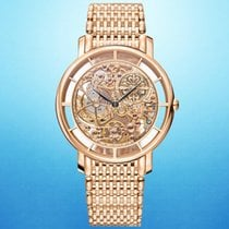 Patek Philippe Complications (submodel) Rose gold 39mm Transparent No numerals United States of America, New York, New York