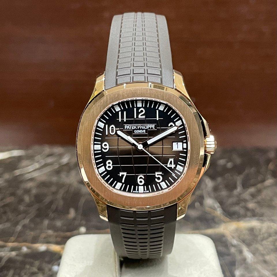 Patek Philippe Aquanaut 5167R-001 2020 новые