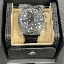 IWC Pilot Chronograph Top Gun Ceramic 44.5mm Black Arabic numerals United States of America, Oregon, Portland