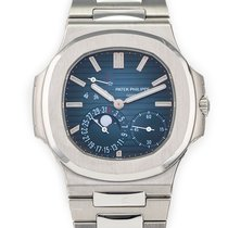 Patek Philippe Nautilus Steel 40mm Blue No numerals United States of America, Florida, Hollywood