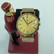 Omega 2109 Very good Yellow gold 24mm Manual winding