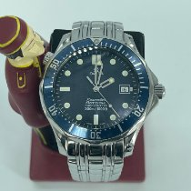 Omega Seamaster Diver 300 M 2531.80 Very good Steel 41mm Automatic