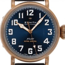 Zenith Pilot Type 20 Extra Special neu 2021 Automatik Uhr mit Original-Box und Original-Papieren 29.1940.679/57.C808
