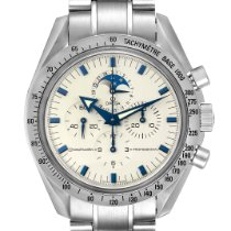 Omega Speedmaster Professional Moonwatch Moonphase Steel 42mm White United States of America, Georgia, Atlanta