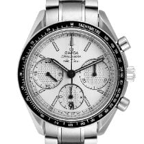 Omega Speedmaster Racing Steel 40mm Silver United States of America, Georgia, Atlanta