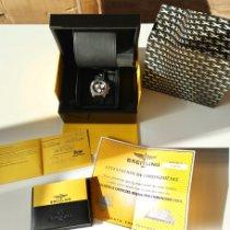 Breitling Colt Chronograph Stahl 41mm Schwarz Keine Ziffern Deutschland, Neu Wulmstorf