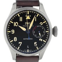 IWC Big Pilot Titanium 46mm Black United States of America, Illinois, BUFFALO GROVE