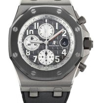 Audemars Piguet Royal Oak Offshore Chronograph Titanium 42mm Grey United States of America, Illinois, BUFFALO GROVE