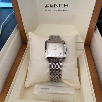 Zenith Elite Acciaio 34mm Italia, bari