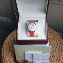 Junghans Meister Telemeter new 2018 Automatic Chronograph Watch with original box and original papers 027/3380.00
