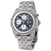 Breitling Bentley GT White gold 44mm Grey No numerals United States of America, New York, Greenvale