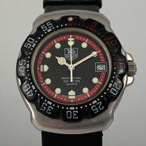 TAG Heuer Formula 1 Quarz 374.513 Gut Stahl 35mm Quarz