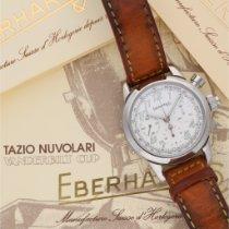 Eberhard & Co. Tazio Nuvolari Steel 42mm White Arabic numerals
