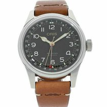 Oris Big Crown Pointer Date Steel 40mm Black United States of America, Florida, Sarasota