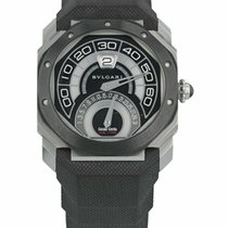 Bulgari Octo Steel 48.5mm Black United States of America, Florida, Sarasota