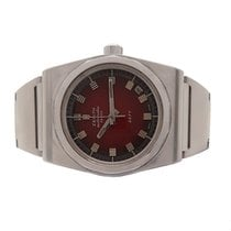 Zenith Steel 37mm Automatic A7682 pre-owned
