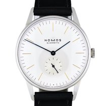NOMOS Orion 38 Steel 38mm Silver No numerals United States of America, Georgia, Atlanta