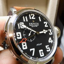Zenith Steel 48mm Automatic 03.2430.693/21.C723 pre-owned United States of America, North Carolina, Winston Salem
