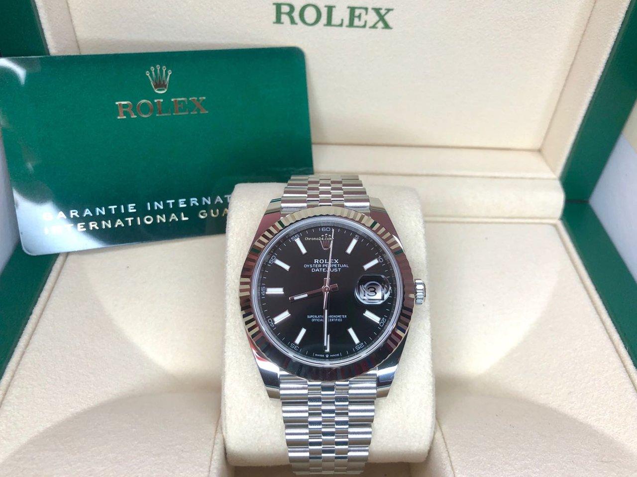 Rolex Datejust 126334 2021 nov
