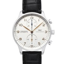 IWC Steel 40.9mm Automatic IW371445 pre-owned