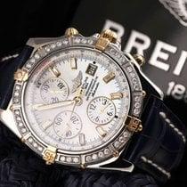 Breitling Crosswind Racing Gold/Steel 43mm United States of America, New York, New York
