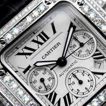Cartier Santos 100 Steel 41mm Roman numerals United States of America, New York, New York