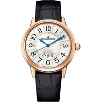 Jaeger-LeCoultre Rendez-Vous Rose gold 37mm Arabic numerals United States of America, New York, New York