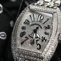 Franck Muller Conquistador Steel 56mm Arabic numerals United States of America, New York, New York