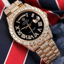 Rolex Day-Date 36 Yellow gold 36mm Roman numerals United States of America, New York, New York