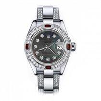 Rolex Lady-Datejust 68274 Zeer goed Staal 31mm Automatisch