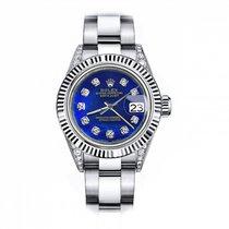Rolex Lady-Datejust 68274 Πολύ καλό Ατσάλι 31mm Αυτόματη