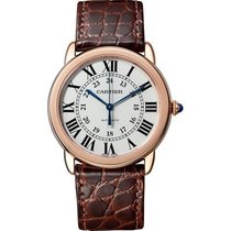 Cartier Ronde Solo de Cartier new Automatic Watch with original box and original papers W2RN0008