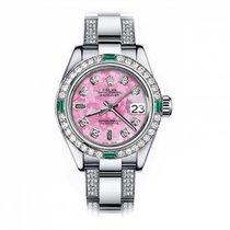 Rolex Lady-Datejust 68274 Sehr gut Stahl 31mm Automatik