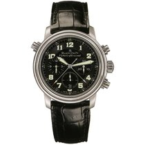 Blancpain Léman Fly-Back new Automatic Chronograph Watch with original box and original papers 2086F-1130M-53B