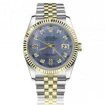 Rolex Datejust Gold/Steel 36mm United States of America, New York, New York