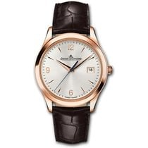 Jaeger-LeCoultre Rose gold Automatic Arabic numerals 39mm new Master Control Date
