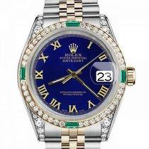 Rolex Lady-Datejust 69173 Très bon Or/Acier 26mm Remontage automatique