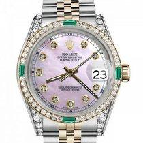 Rolex Lady-Datejust 69173 Очень хорошее Золото/Cталь 26mm Автоподзавод