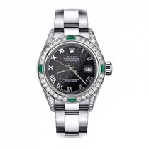 Rolex Lady-Datejust 68273 Zeer goed Staal 31mm Automatisch