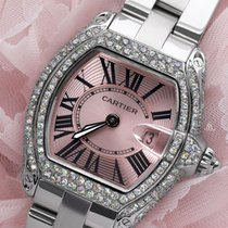 Cartier Roadster Steel 30mm United States of America, New York, New York