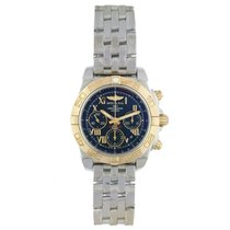 Breitling Chronomat 41 Gold/Steel 41mm Roman numerals United States of America, New York, New York