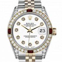 Rolex Lady-Datejust 69173 Очень хорошее Золото/Cталь 31mm Автоподзавод