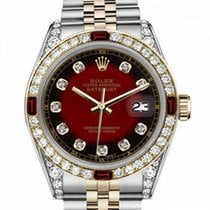 Rolex Gold/Steel 31mm Automatic 69173 pre-owned United States of America, New York, New York