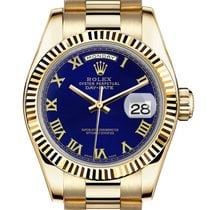 Rolex Day-Date 36 36mm Roman numerals United States of America, New York, New York