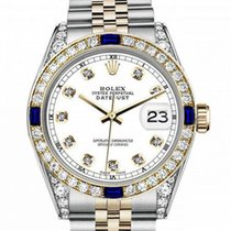 Rolex Lady-Datejust 69173 Very good Gold/Steel 26mm Automatic