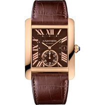 Cartier Tank MC new Automatic Watch with original box and original papers W5330002