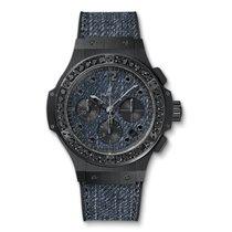 Hublot Big Bang Jeans Ceramic 41mm Arabic numerals United States of America, New York, New York