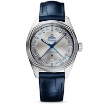 Omega Globemaster new Automatic Watch with original box and original papers 130.33.41.22.06.001