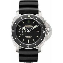 Panerai Luminor Submersible 1950 3 Days Automatic new Automatic Watch with original box and original papers PAM00389
