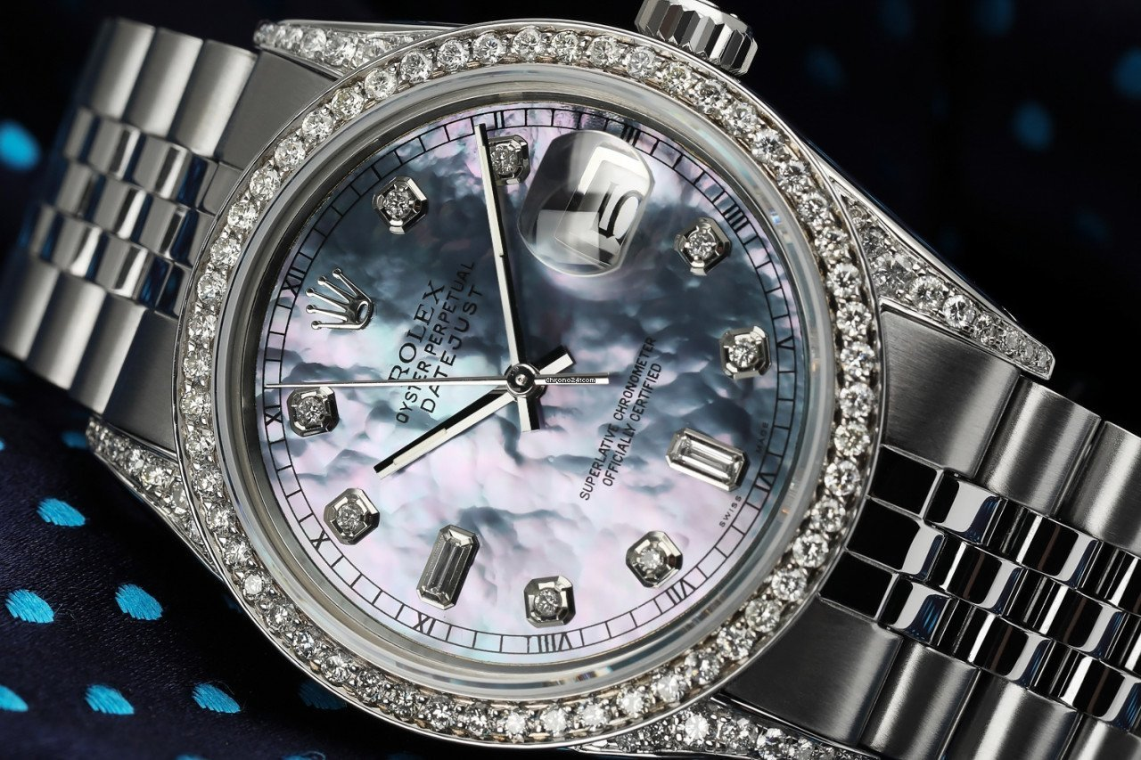 Rolex Datejust 16014 pre-owned